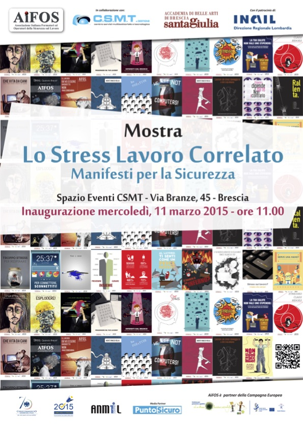 manifesto mostra stress aifos